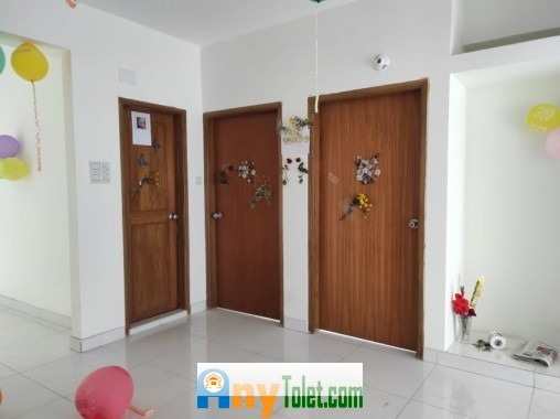 South facing completely new apartment for rent